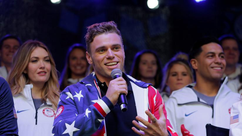 MEME INSÓLITO: Por qué medallista olímpico homosexual de EE.UU. está contento de romperse un pulgar