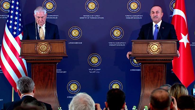 Ankara: EE.UU. no ha cumplido muchas de las promesas que hizo a Turquía