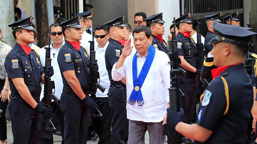 """""""Son más fáciles de matar que los pájaros"""": Duterte ofrece recompensas por asesinar rebeldes"""