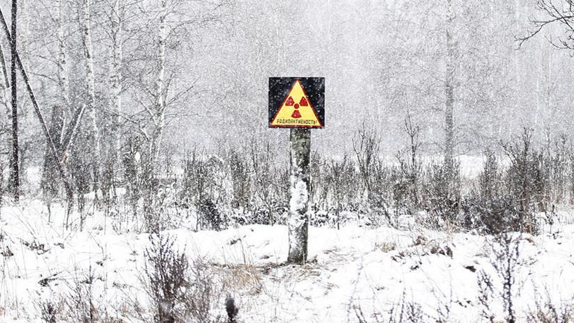 Detectan una misteriosa partícula de uranio enriquecido en el cielo de Alaska