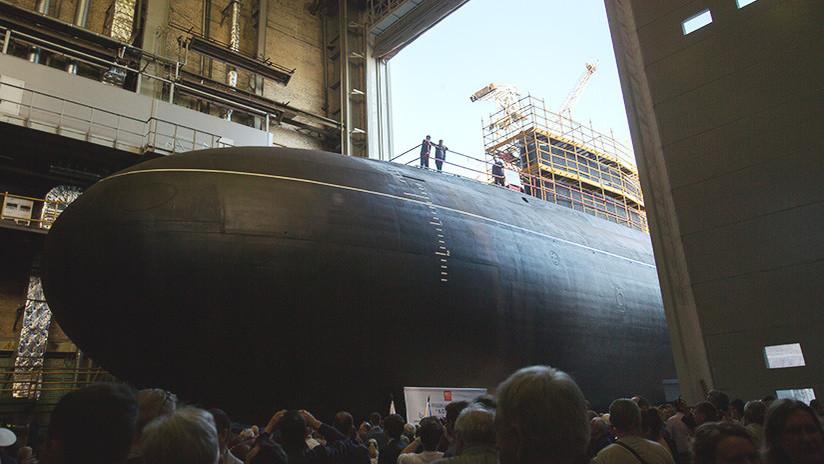 El mando naval aclara cuántos submarinos nucleares se están construyendo en Rusia