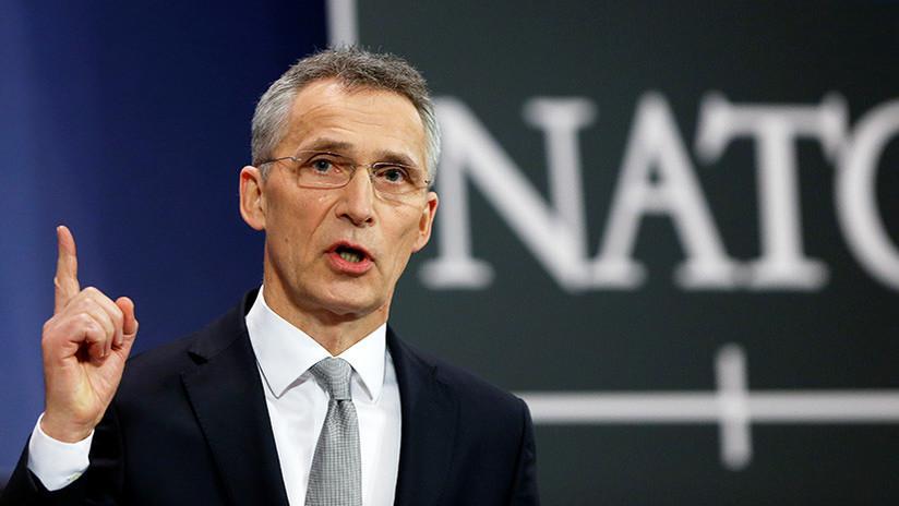 """Stoltenberg: """"Todos los países de la OTAN ahora se encuentran al alcance de los misiles de Pionyang"""""""