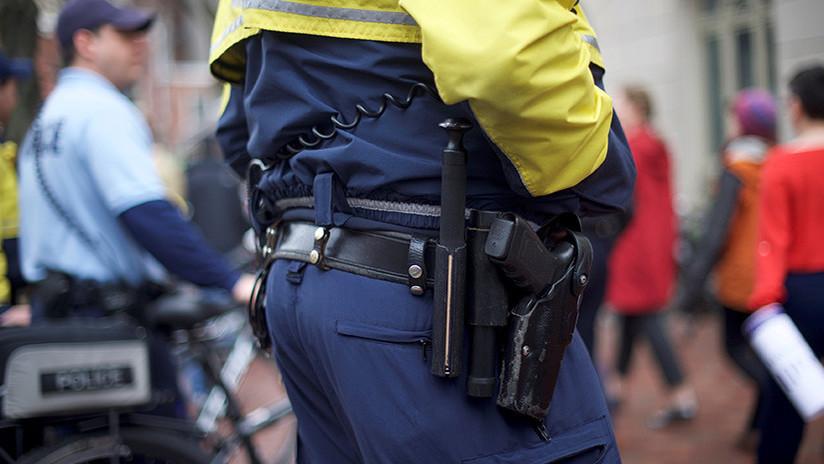Cancelan la alerta en una escuela de Filadelfia tras descubrirse un arma de juguete