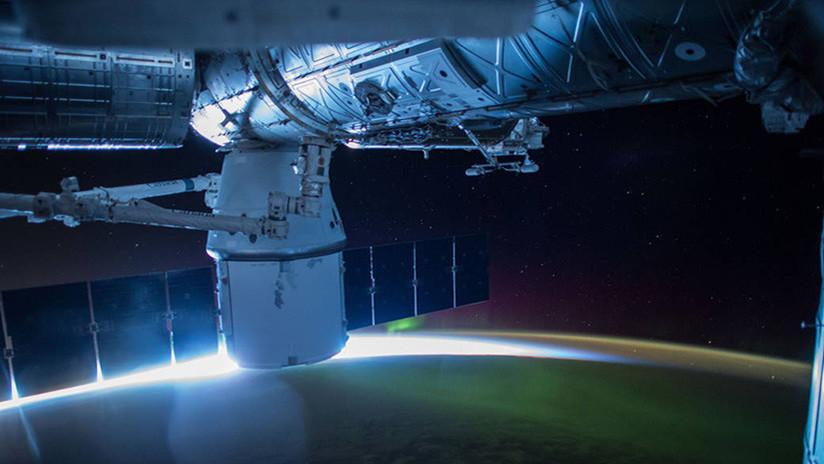 La expedición 54 de la EEI realiza una caminata espacial