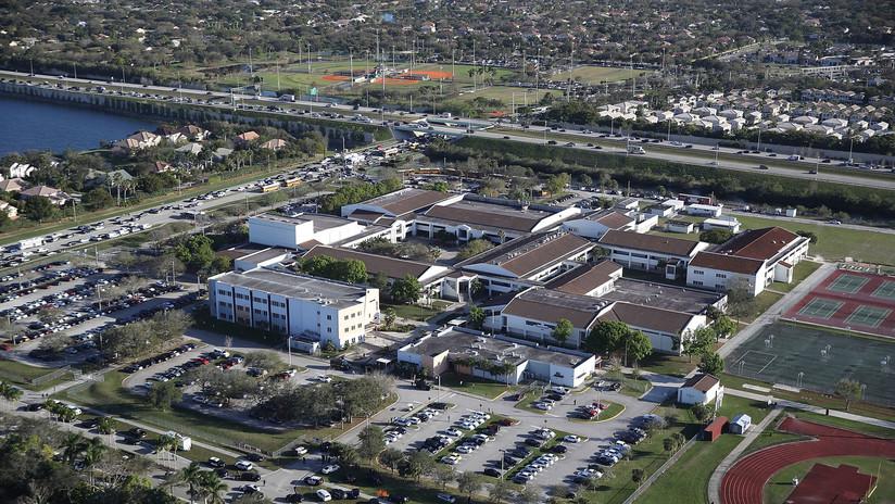 Derribarán el edificio de la escuela de Florida donde se produjo el mortífero ataque