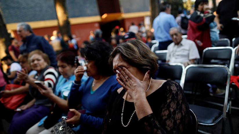 México: El potente sismo ha tenido más de 200 réplicas