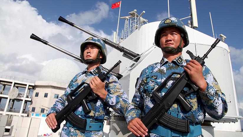 """Almirante ante el Congreso: """"EE.UU. debe prepararse para una posible guerra con China"""""""