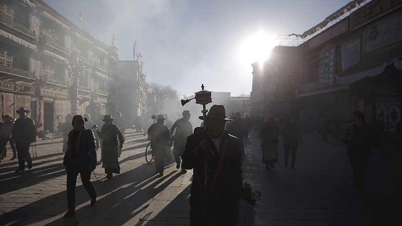 Se incendia en el Tíbet un templo budista patrimonio de la humanidad de la UNESCO (FOTOS, VIDEOS)