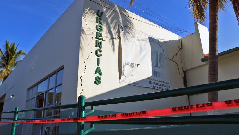 El sismo de Oaxaca fue 1,5 veces más fuerte que el del 19 de septiembre