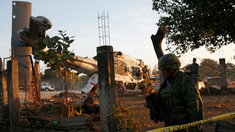 Secretario de Gobernación de México, sometido a revisiones médicas tras el accidente de helicóptero