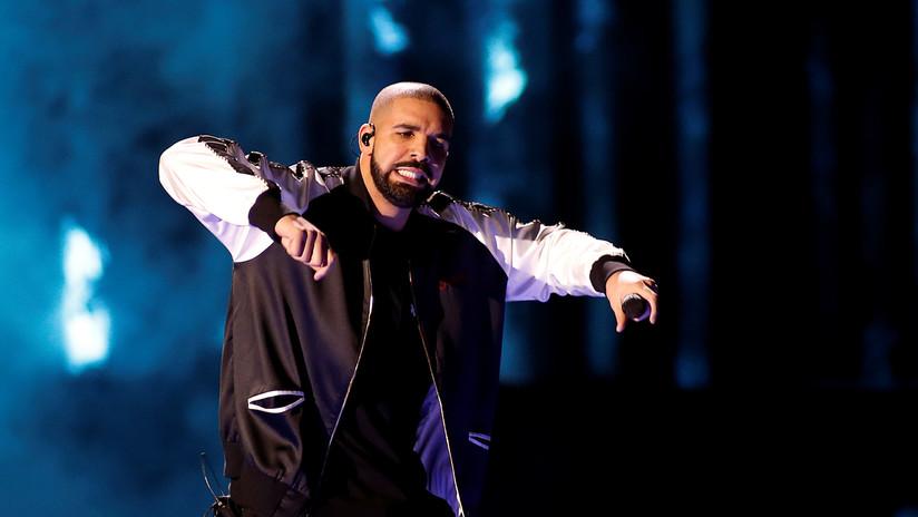 """""""No se lo digan al sello"""": rapero Drake regala al azar un millón de dólares durante rodaje (VIDEO)"""