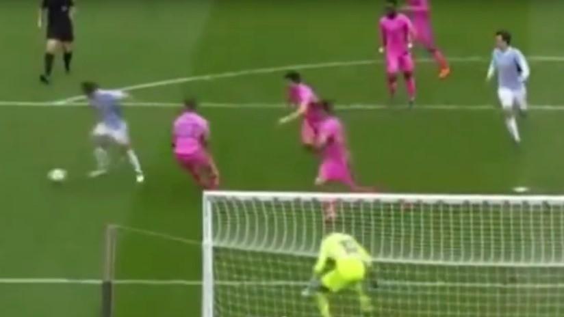 VIDEOS: ¿Este es el mejor gol de La Liga en el 2018?