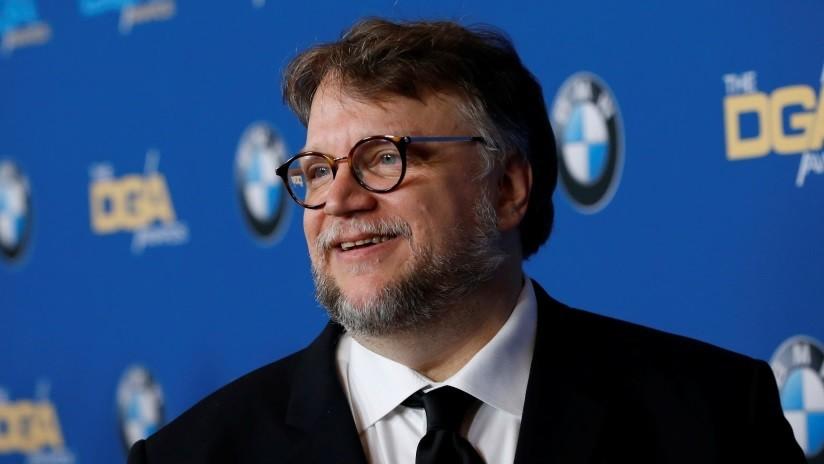 BAFTA para Guillermo del Toro como mejor director
