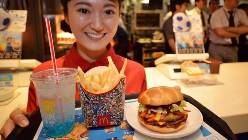 """""""Irresponsable"""": McDonald's mete más calorías y grasas a sus hamburguesas"""