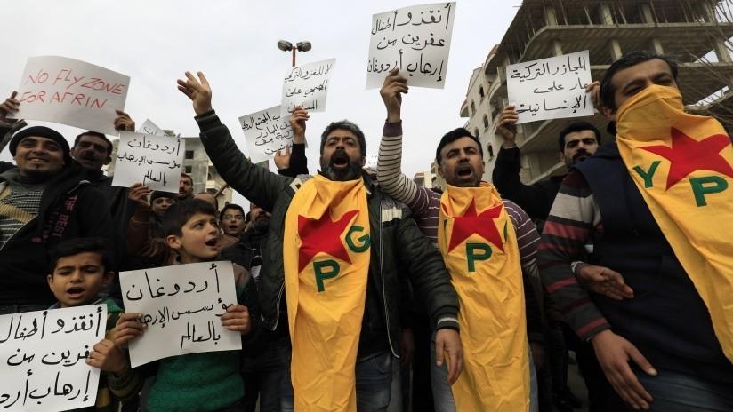 Damasco podría desplegar sus tropas en Afrín dentro de 48 horas