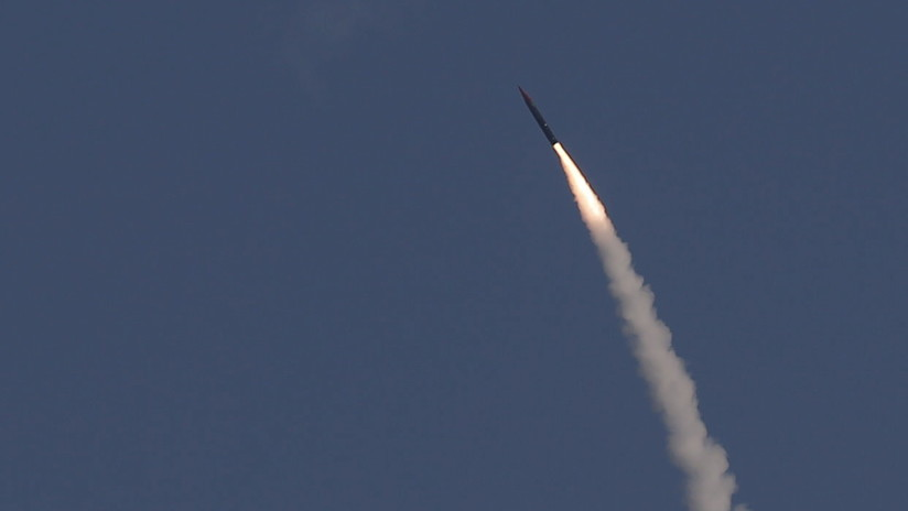 Israel y EE.UU. prueban con éxito su interceptor de misiles fuera de la atmósfera