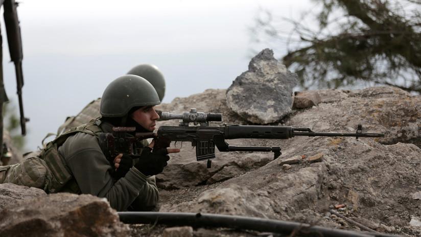 """Damasco: """"Siria seguirá luchando contra los ocupantes, ya sean Israel, EE.UU. o Turquía"""""""