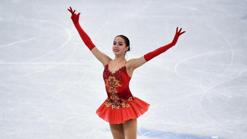 Un funcionario de la WADA frustra el entrenamiento de una patinadora rusa en los JJ.OO. de invierno