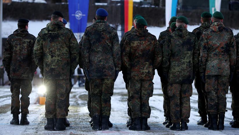 Revelan que el Ejército alemán carece de equipamiento para participar en las misiones de la OTAN