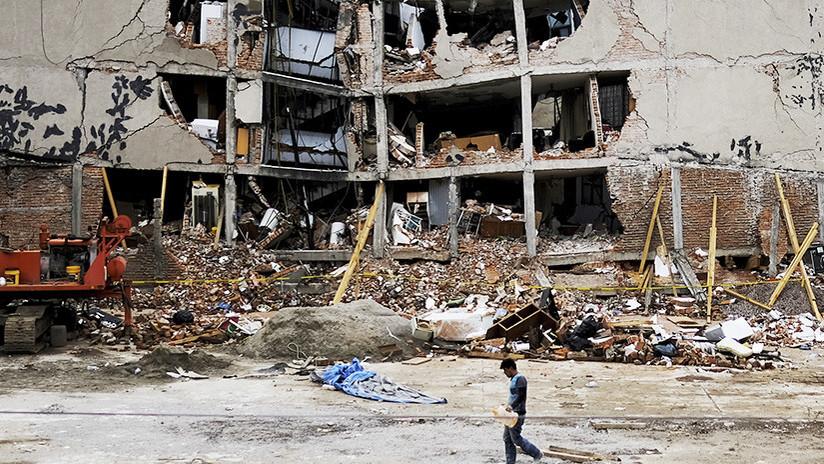 """Entre """"5 y 6 años"""" tardará la reconstrucción de Ciudad de México tras sismo del 19 de septiembre"""