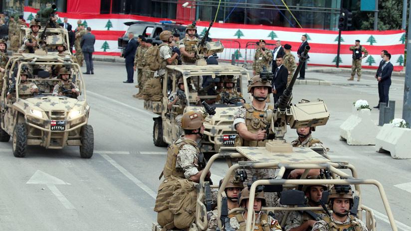 """El Líbano advierte que no escatimará esfuerzos y hará frente a la """"agresión"""" israelí """"a toda costa"""""""