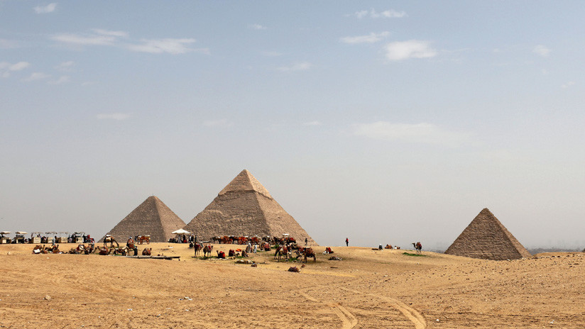 El misterio tras la alineación perfecta de las pirámides egipcias