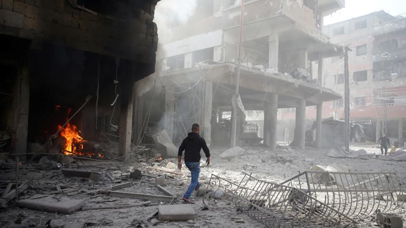 """""""No hay personal militar entre los rusos muertos y heridos en los recientes combates en Siria"""""""