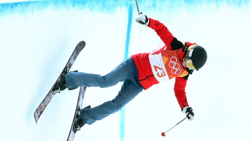 Una esquiadora de EE.UU. usa un 'cheat' para llegar a los JJ.OO. pero hace la actuación más aburrida