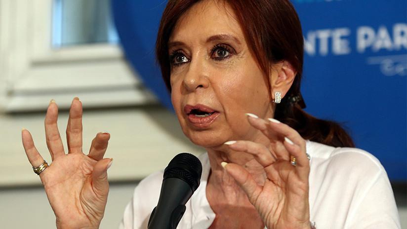 Lo más destacable de las llamadas filtradas a Cristina Kirchner