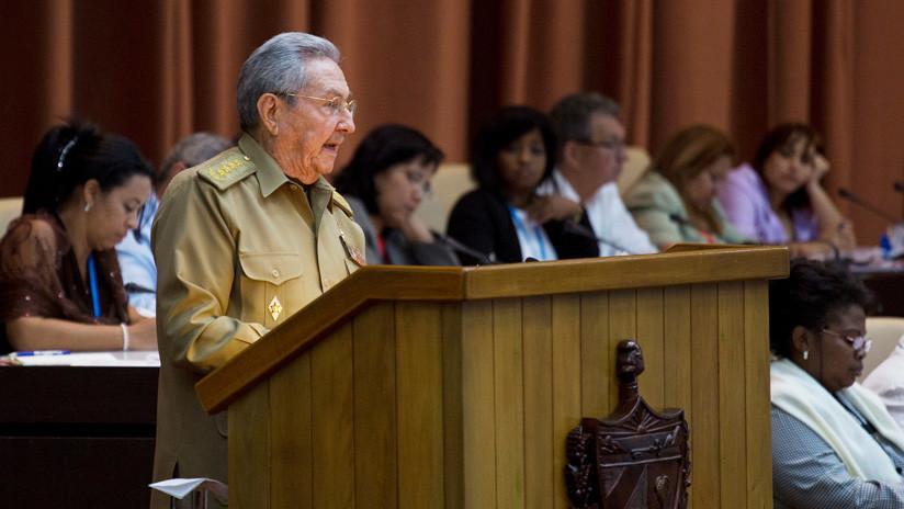 Raúl Castro se reúne con congresistas de EE.UU. en el marco de los supuestos ataques acústicos