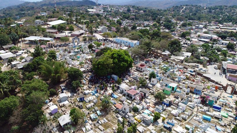 Se secan las aguas termales de Atotonilco tras un sismo en el sur de México