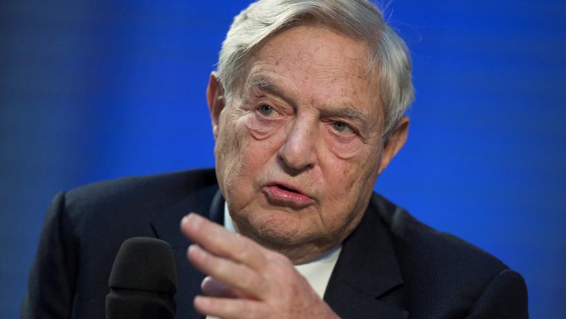 """Los planes de George Soros contra las """"amenazas"""" de Facebook y Google"""
