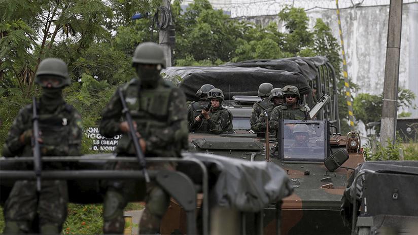 VIDEO: Ofrecen consejos a la comunidad negra de Brasil ante los abusos de las fuerzas militares