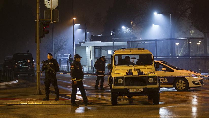 Un atacante suicida ataca la Embajada de EE.UU. en Montenegro