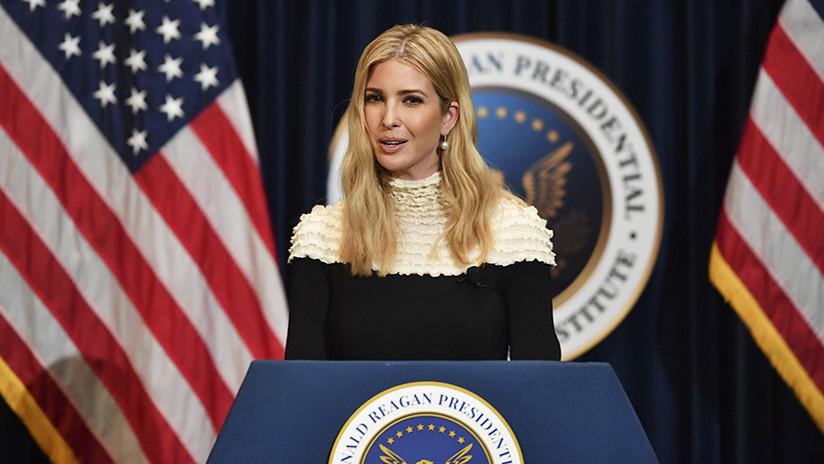 Ivanka Trump encabezará la delegación de EE.UU. en la ceremonia de clausura de los JJ.OO.