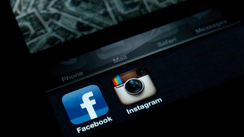 Reportan una caída de Facebook e Instagram a nivel mundial