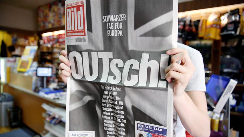 ¿Injerencia rusa o broma? La noticia 'bomba' con la que le salió el tiro por la culata a Bild