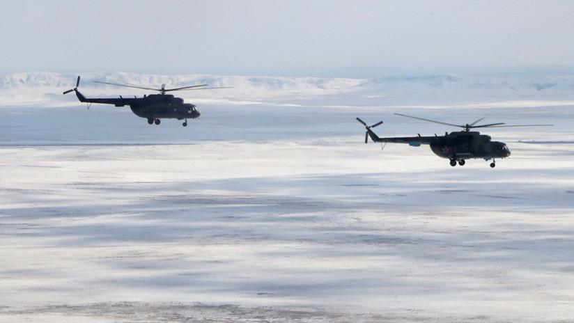 El novedoso helicóptero de combate ruso de alta velocidad despegará en 2019