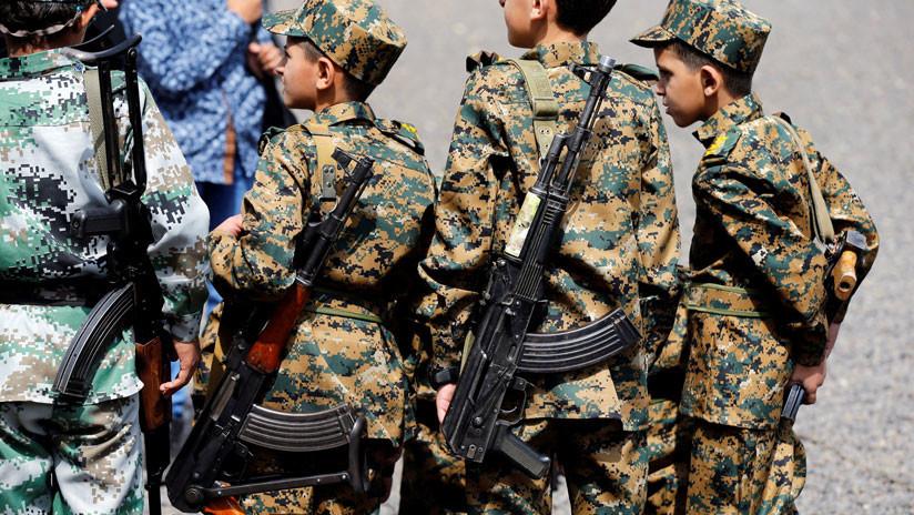 Estos son los países donde utilizan niños en conflictos armados (y uno está en Suramérica)