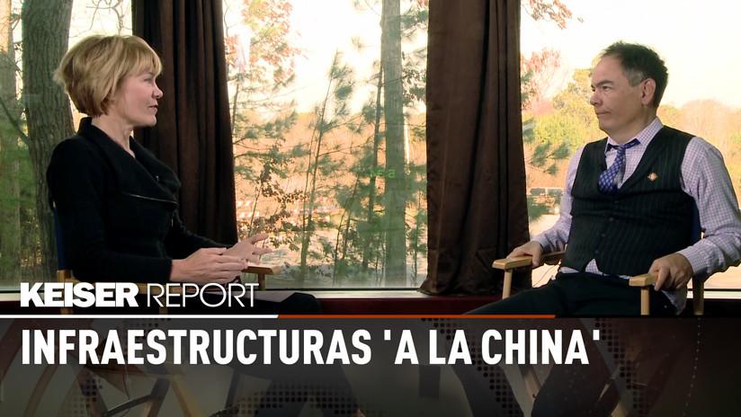 """""""Los chinos están preparados para dominar el mundo en el siglo XXI"""""""