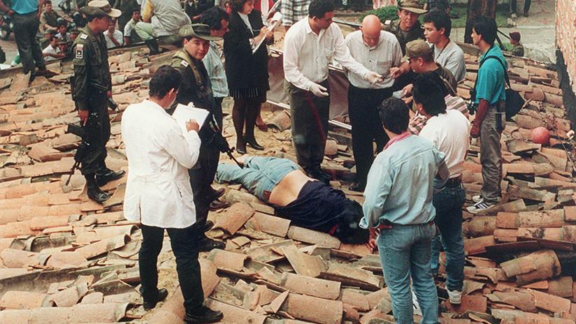 Colombia: Arrestan por lavado de dinero al expolicía que acabó con Pablo Escobar