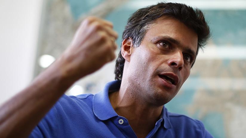 "Diosdado Cabello: ""Mi posición es pública: Leopoldo López debería ser juzgado por asesino"""