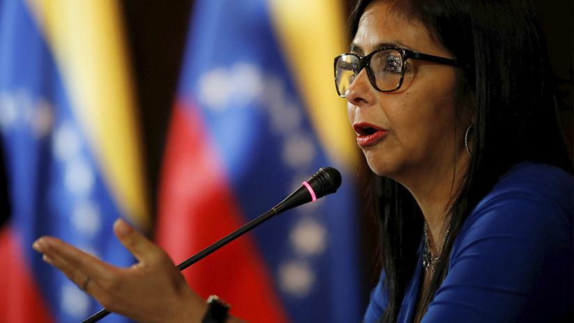 """Caracas califica de """"inauditas"""" las declaraciones de diplomático estadounidense"""