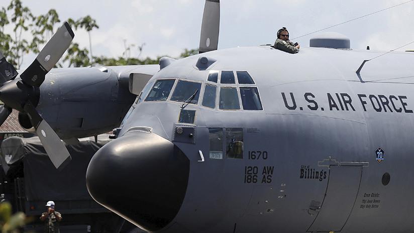 """Informe: La actividad militar de EE.UU. en Latinoamérica pretende """"cambiar de régimen"""" en Venezuela"""
