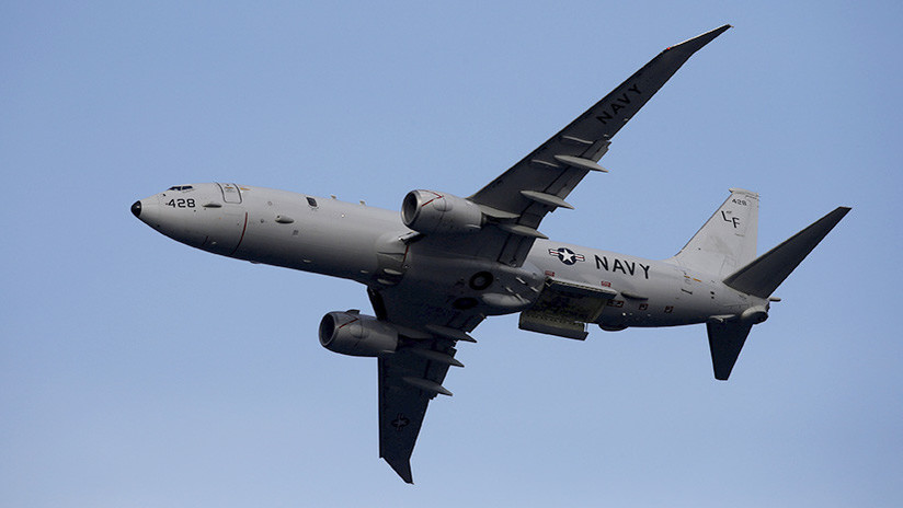 El avión 'matasubmarinos' que EE.UU. emplea para contrarrestar a China en Asia-Pacífico