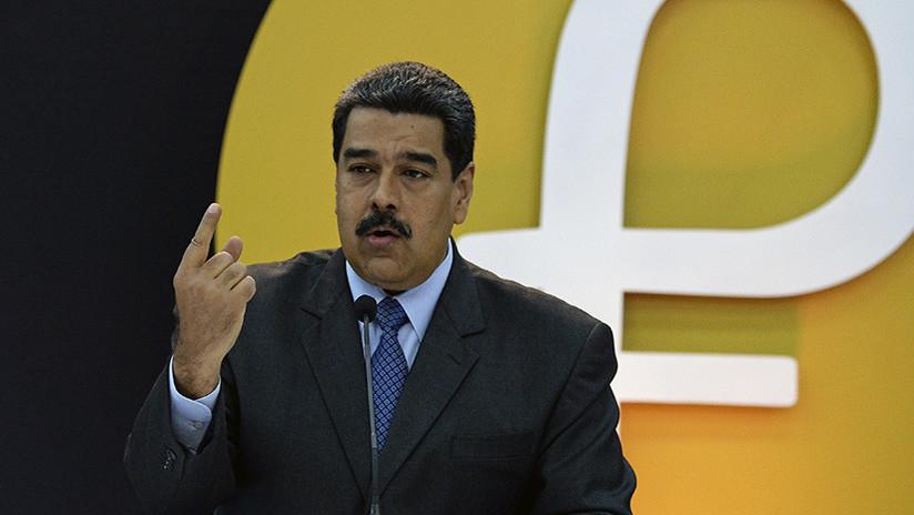 """Maduro, sobre el petro: """"Tenemos ofertas y negociaciones que superan los 1.000 millones de dólares"""""""