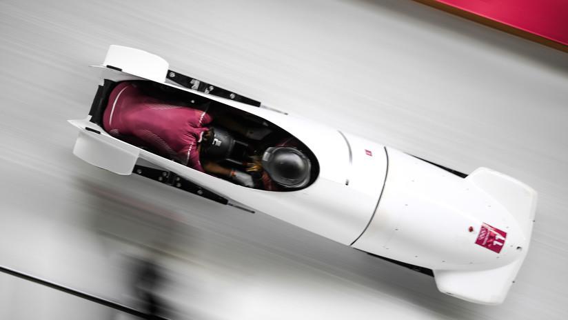 Una atleta rusa de bobsleigh da positivo por dopaje en los Juegos Olímpicos de Invierno