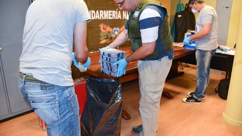 """Moscú: La operación con Argentina contra el narcotráfico demuestra una """"cooperación verdadera"""""""