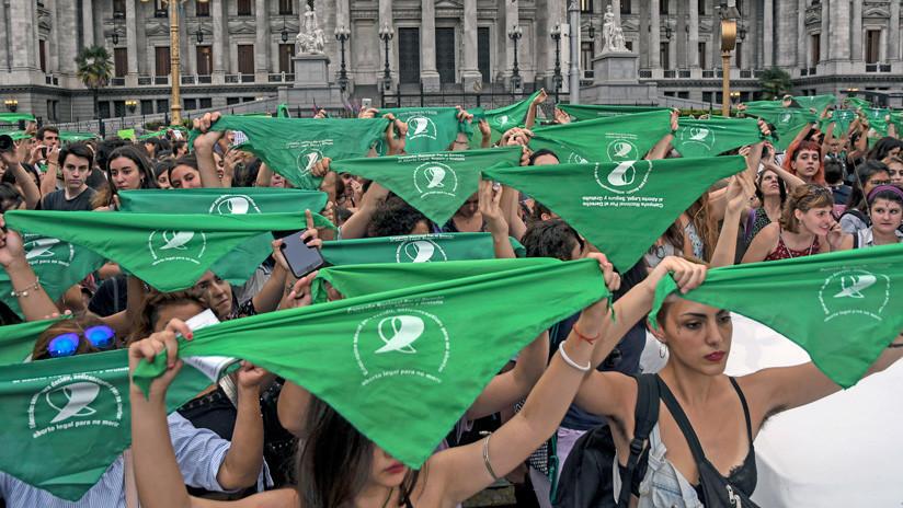 El gobierno de Macri abre el debate en el Congreso por el derecho al aborto