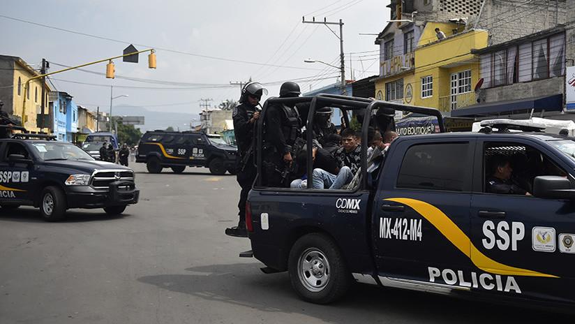 México: escándalo por la detención de un menor que supuestamente robó en una tienda